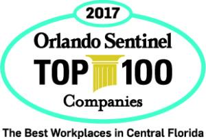 Orlando Sentinel Top 100 Companies